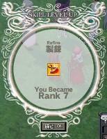 製錬RANK 7