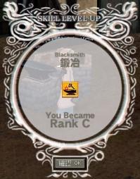鍛冶RANK C