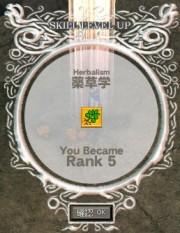 薬草学RANK 6