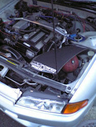 R32エンジンルーム