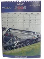 GTROCカレンダー