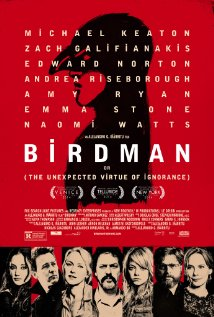 [Birdman or (The Unexpected Virtue of Ignorance)]