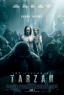 [Tarzan: Reborn]