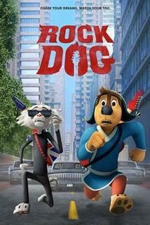 [Tibetan Rock Dog]