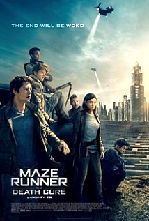 [Maze Runner 3: The Death Cure]