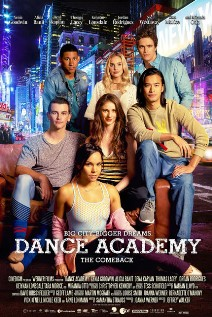 [Dance Academy: The Comeback]