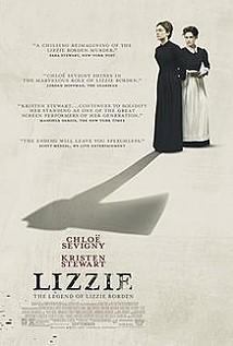 ≪The legend of Lizzie Borden≫