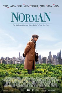 [Norman: The Moderate Rise and Tragic Fall of a New York Fixer]