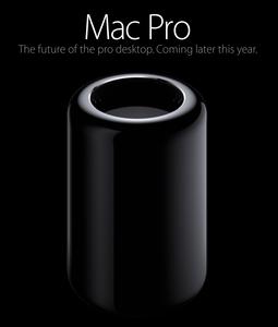 新しいMac Pro