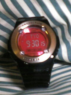 在宅ワークディスカバリーネットで稼いだ分で買った時計