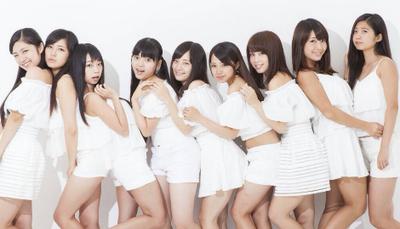 グラドルユニットsherbetが新メンバー発表、リーダー犬童美乃梨が胸タッチ