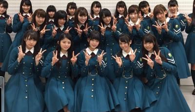 欅坂46、「ドコモの学割」CMでキレのあるパフォーマンスを披露