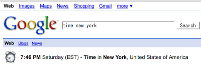 7:46 PM Saturday (EST) - Time in New York, United States of America