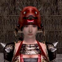 山狩人の冠(赤)