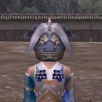 亡者の祭具(青)