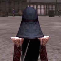鉢金頭巾(後)