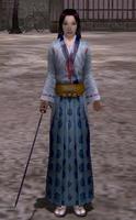 山人の礼装(青)