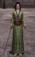 山人の礼装(緑)