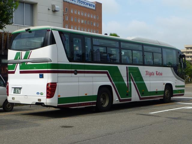 風見鶏は啼いているのか 会津若松で見たバス2014(県外事業者の ...