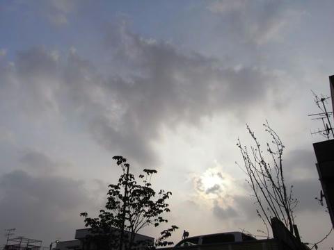 晴れでも曇りでも