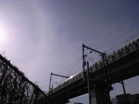 暈と新幹線