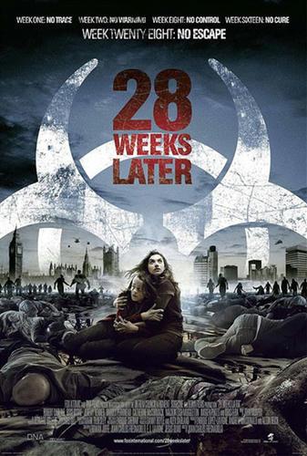 28週後…(28 Weeks Later)