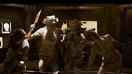 「サイレントヒル: リベレーション 3D」を見た