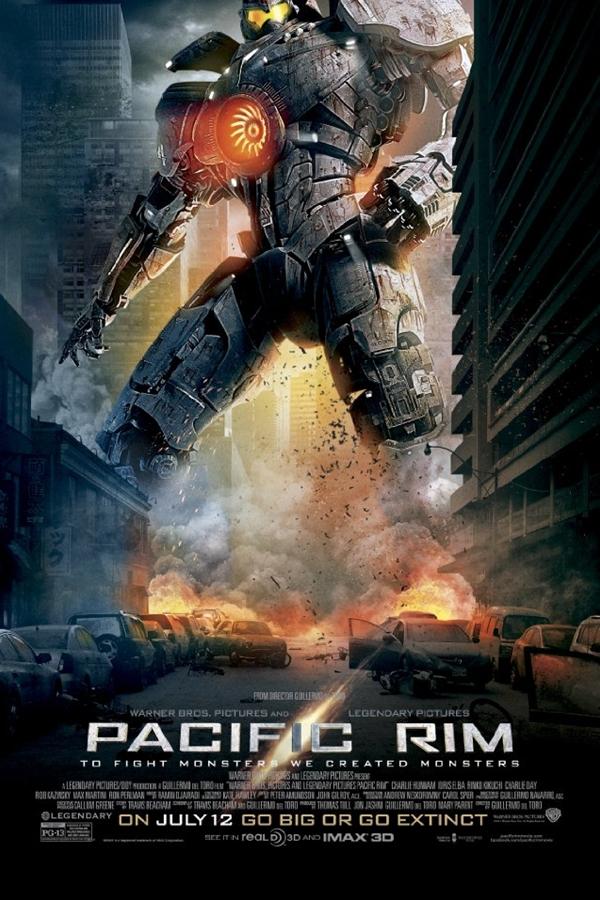 パシフィック・リム(Pacific Rim) ポスター