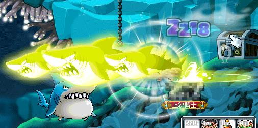 サメvsサメ