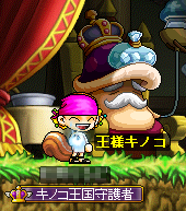 キノコ王国守護者