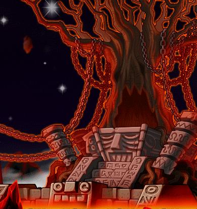 カオスジャクムの祭壇