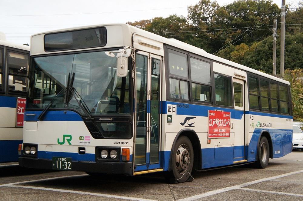 ジェイアールバス関東 M524-9622...