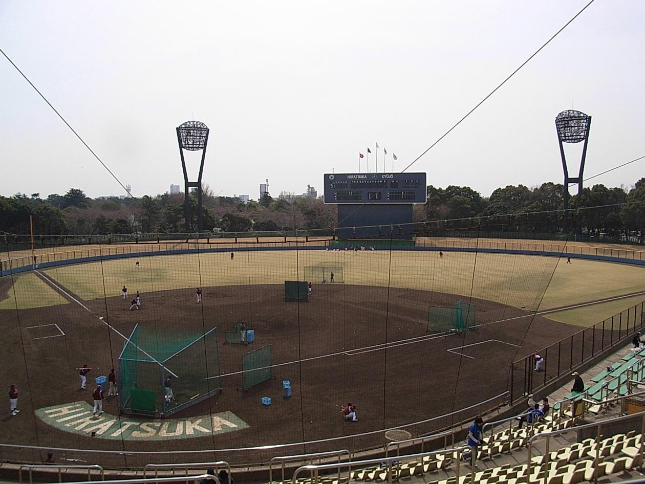 平塚球場 ~イースタン 湘南vs楽天~: ジャーメインじゃないダイのblog