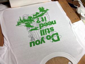 反原発・脱原発Tシャツ