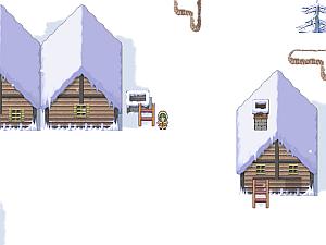 A_雪景色