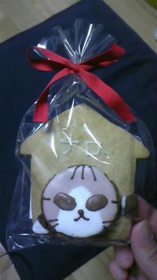 可愛こちゃんクッキー