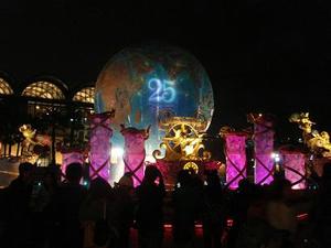東京ディズニーシー,25周年イベント,ディズニーリゾート,日帰りディズニー