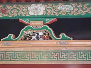 GW旅行,栃木県,日光東照宮,世界遺産,夫婦で旅行,徳川家康,眠り猫,東回廊