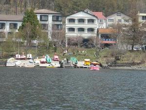 GW旅行,栃木県,ゴールデンウィーク,男体山,中禅寺湖,日光,手漕ぎボート,白鳥ボート