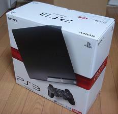 新型PS3,プレイステーション3,発売,販売,通販購入,PlayStation3