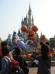 東京ディズニーランド,ハロウィン,全身仮装OK,ディズニーコスプレ,写真,グッズ,DVD