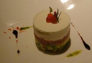 蝦夷鹿,フランス料理,フレンチ,誕生日,記念日,お祝い,ディナー,結婚記念日,ロワゾブルー,loiseubleu