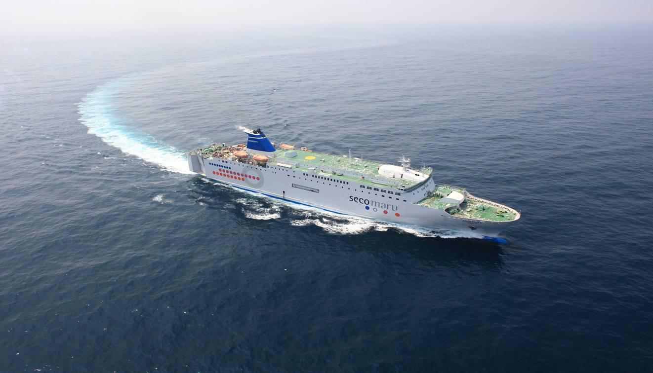 1801bb8e.jpeg 門司港から釜山へフェリーが運航してるのをご存知でしたか? 今年の5月
