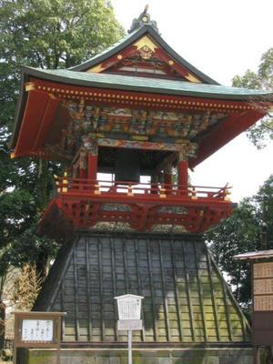成田山鐘つき堂