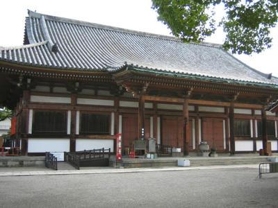 京都・東寺本堂