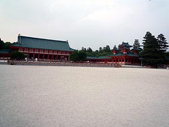 平安神宮^^