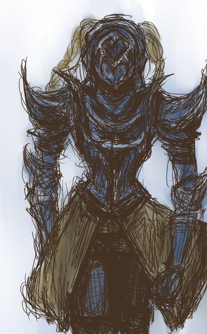 暗黒騎士。