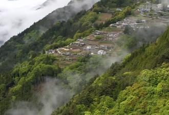 長野・飯田は天空の城
