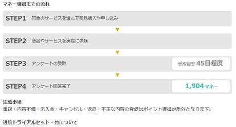 透肌トライアルセット・竹