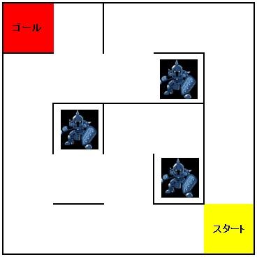 マグマの地図
